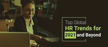 Top Global HR Trends